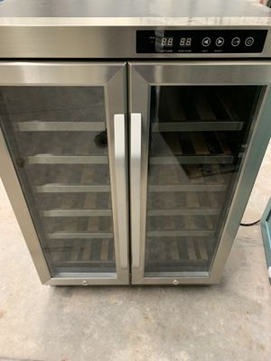 Edgestar Dual Zone Wine Coolers for Sale in Traverse City, MI