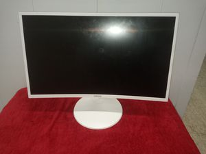 Curved Samsung Monitor for Sale in St. Louis, MO