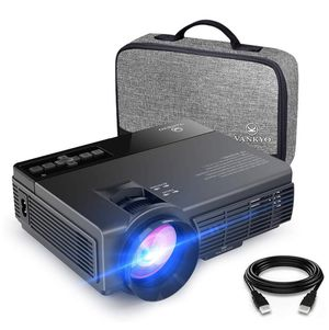 Vankyo Leisure 3(Upgraded Version) 3600L Mini Projector with 40000 Hours Lamp Life, LED Portable Projector Support 1080P and 170'' Display, Compatibl for Sale in Barre, VT