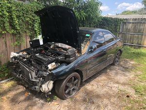 Gsr Acura gsr integra gs-r seats parts b18c1 engine sold 1995 part out civic Jdm shell for Sale in Hialeah, FL