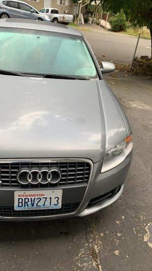 AUDI 2008 A4 for Sale in Kent, WA