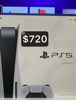 PlayStation 5 PS5 for Sale in Washington,  DC
