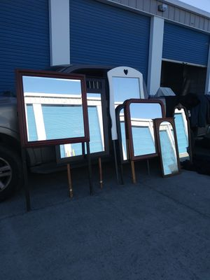 All 7 mirrors for $25 all together for $25 for Sale in Modesto, CA