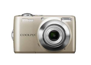 Nikon coolpix L24 14 MP digital camera with 3.6x Nikkor optical with lowerpro camera case for Sale in Peachtree City, GA