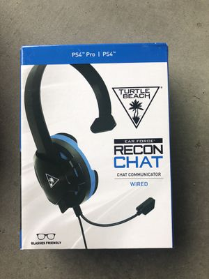 PS4 Pro Chat Communicator for Sale in Vienna, VA