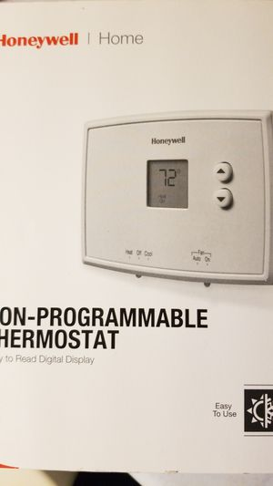 Honeywell Non-Programmable Thermostat for Sale in Tampa, FL