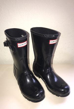Hunter rain boots for Sale in Palm Harbor, FL