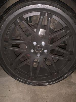 Four 235/30/22 inch Rims for Sale in Lithonia, GA