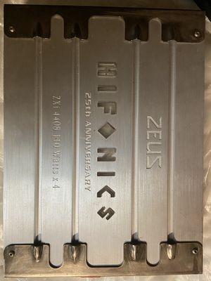 25th Anniv. Hifonics 4 x 110 for Sale in West Carson, CA