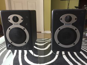 Speakers (M-AUDIO Studio Pro 3) for Sale in Woodbridge, VA