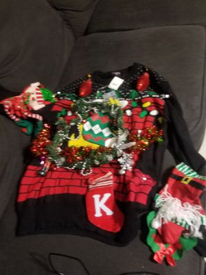Ugly Xmas. Sweater for Sale for sale  Adelanto, CA