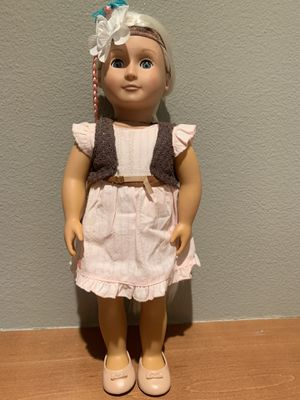 "First generation 18"" doll excellent condition for Sale in Perris, CA"