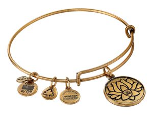 Alex and Ani Lotus Peace Petals Energy+ Bracelet for Sale in Portland, OR