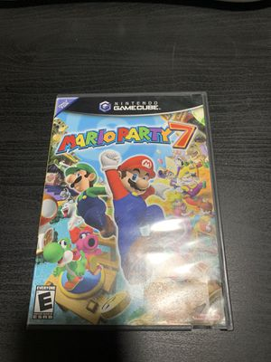Mario party 7 gamecube for Sale in Fresno, CA