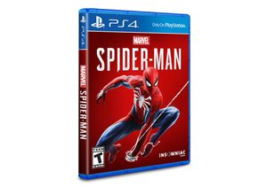 Spider-Man PS4 (NO CASE) for Sale in Austin, TX