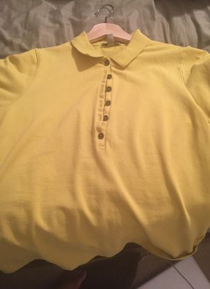Burberry Women's Polo Size Large for Sale in Houston, TX