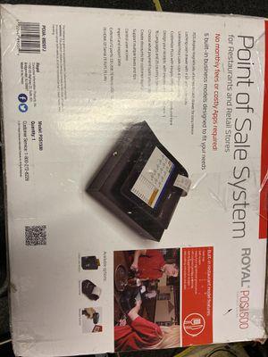 Digital Register:Royal POS1500 for Sale in Buffalo, NY