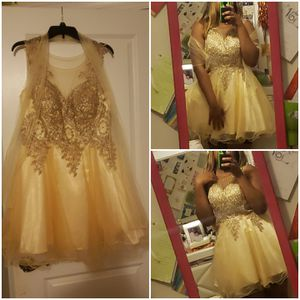 Prom/Quinceañera/Formal Dress for Sale in Manassas, VA