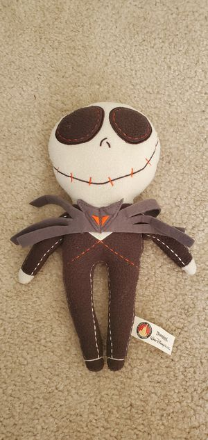 Nightmare before Christmas plush for Sale in Bellevue, WA