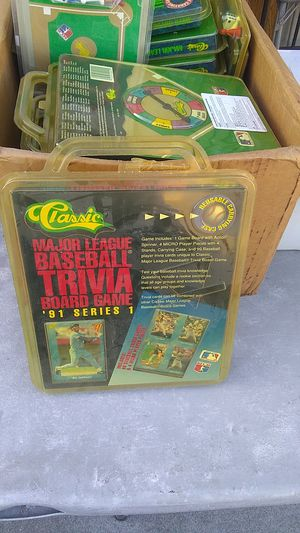 Collectible baseball cards for Sale in San Lorenzo, CA