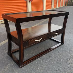 TV Stand Console Table for Sale in Lake Ridge, VA