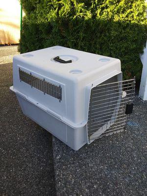 Medium / large pet crate for Sale in Everett, WA