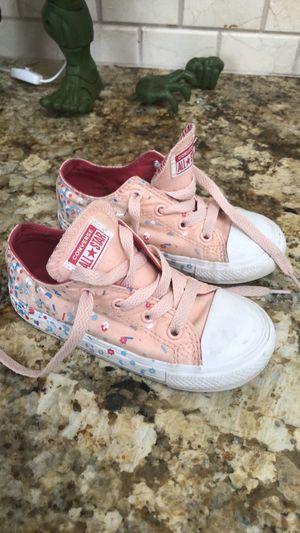 Pink Converse for Sale in San Antonio, TX