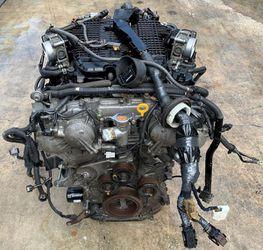 2009 2010 2011 2012 2013 2014 2015 2016 INFINITI Q50 G37 370Z Q70 Q70L Q40 Q60 FX37 VQ37VHR ENGINE for Sale in Fort Lauderdale,  FL