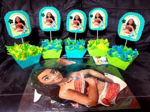 MOANA PARTY DECORATIONS for Sale in Arlington, TX