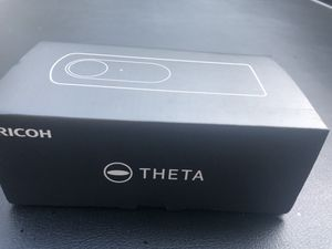 360 camera theta camera for Sale in Brentwood, TN