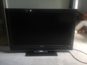 """Sony 40"""" 1080p TV with remote for Sale in Virginia Beach, VA"""