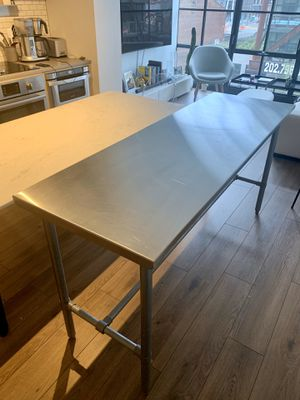 John Boos Stainless Steel Table for Sale in Washington, DC