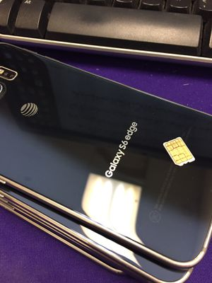 Samsung Galaxy S6 edge unlocked with warranty! for Sale in Columbus, OH