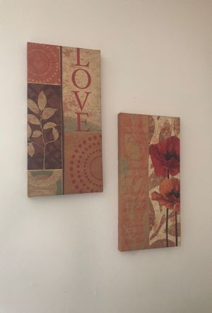 For Sale Vase , wall decors & large Mirror for Sale in Middle River, MD