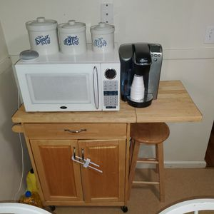 Kitchen Cart for Sale in Waltham, MA