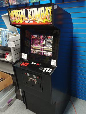 Mortal Kombat arcade multicade for Sale in Seattle, WA