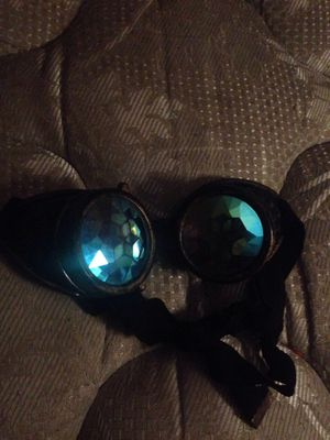 Vintage clydeascope goggles adjustable band 25$ obo for Sale in Port Neches, TX