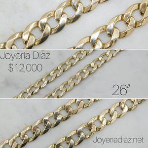 Gold chain for Sale in Phoenix, AZ