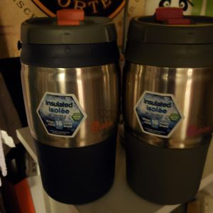 Two Bubba insulated isolee cup/thermos for Sale in Tacoma, WA