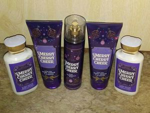 Brand NEW - Bath & Body Works Lot - Merry Cherry Cheer!!! for Sale in Vancouver, WA
