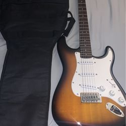 Fender strat electric guitar for Sale in Fort Lauderdale,  FL