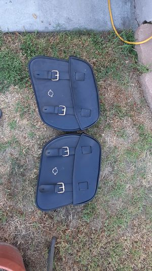 Viking saddlebags for Sale in West Covina, CA