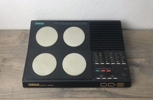 YAMAHA DIGITAL DRUMS MODEL DD-5 CLASSIC 1980'S ELECTRONIC PERCUSSION DRUMS for Sale in Pittsburg, CA