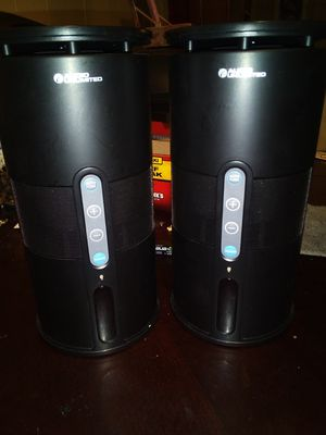 Audio unlimited speakers for Sale in Collinsville, IL