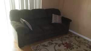 Couch, loveseat, relaxing chair. for Sale in Margate, FL
