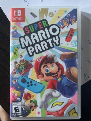 Super Mario party for Sale in Tampa, FL