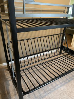 Metal Frame Bunk Bed for Sale in South Bend, IN