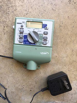 sprinkler timer Orbit new condition $12 for Sale in Diamond Bar, CA