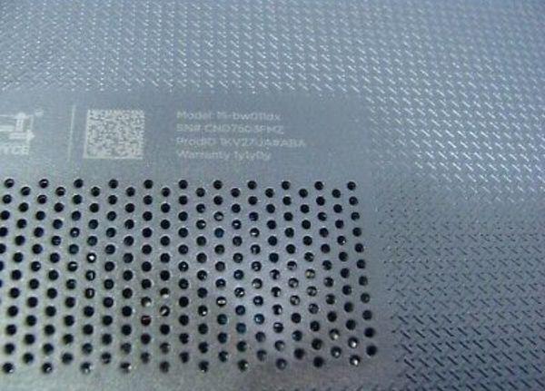 "HP Notebook 15-bw011dx 15.6"" Laptop AMD A6-9220 2.5Ghz 4GB RAM 500GB"