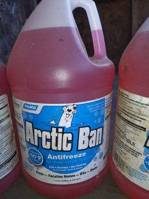 RV antifreeze for Sale in Valley Home, CA
